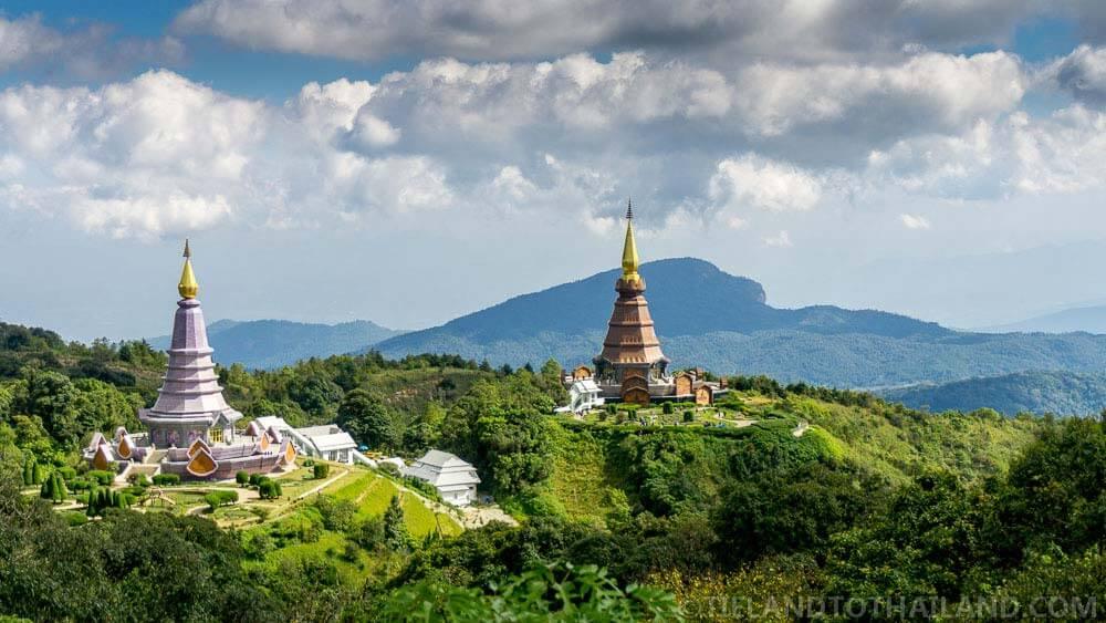 A Day Trip to Doi Inthanon, Thailands Highest Mountain ...