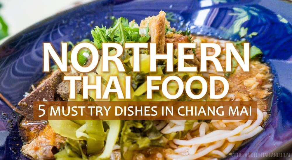 Chiang Mai Food Recipes